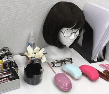 メガネもレンタルできる