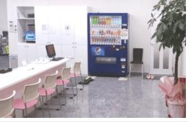 ポケットワーク事務所自販機画像