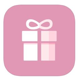 ギフトチャットアプリのアイコン