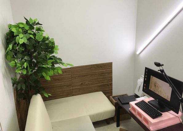 アスタリスク新宿のチャットルーム