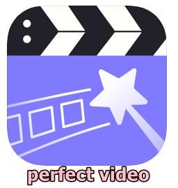 perfect-videoアプリ